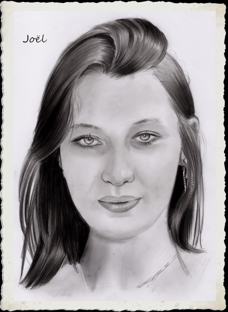 Bella Hadid by klk68